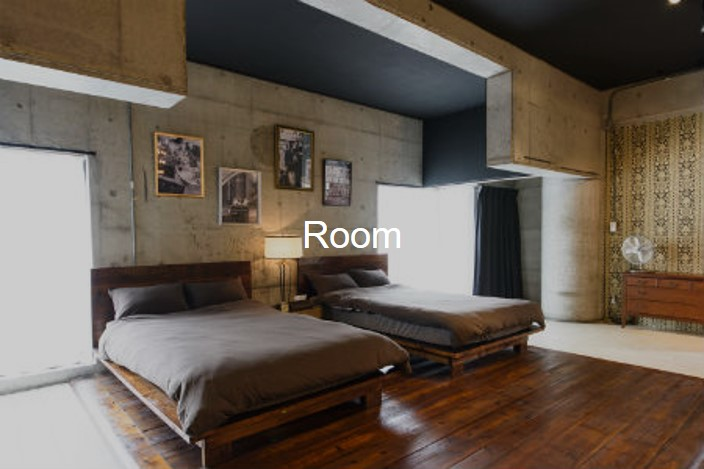 tripshot hotels koza  room