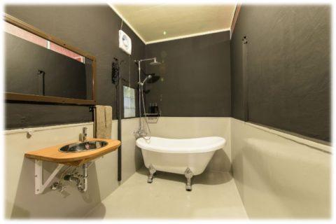 トリップショットホテルズ・コザ バスルーム
