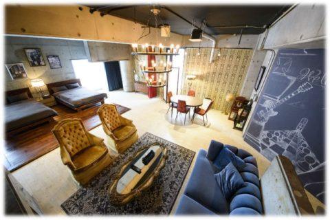トリップショットホテルズ・コザ 客室